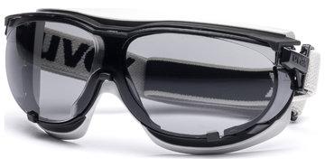 Uvex Arbeitsschutz carbonvision 9307.276 schwarz/grau