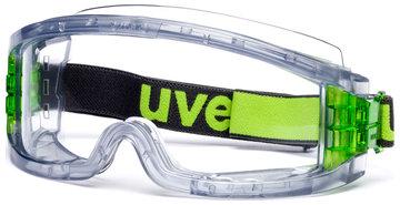 Uvex Arbeitsschutz Überbrille ultravision 9301.714 grau transparent
