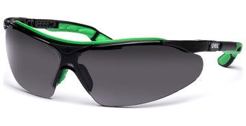 Uvex Arbeitsschutz i-vo 9160.043 schwarz/grün