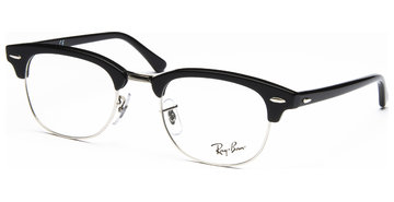 Ray-Ban Clubmaster RX5154 2000 5121 Shiny Black