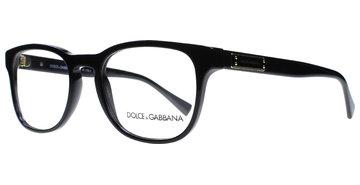 DOLCE&GABBANA DG3260 501 5220 Black bei Lensbest - Kontaktlinsenversand
