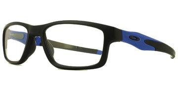 Oakley Crosslink MNP OO8090 809009 5317 Satin Black bei Lensbest - Kontaktlinsenversand