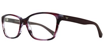 Emporio Armani EA3060 5389 5416 Striped Violet
