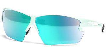 Uvex Uvex sportstyle 812 S5320247716 mint/ mirror ice blue