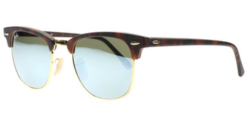 Ray-Ban Clubmaster 3016 114530 5121 Tortoise / Gold