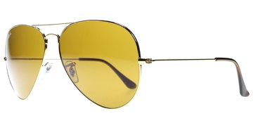 781ac30fa6 Ray-Ban Aviator Metal Large 3025 001 33 6214 Gold