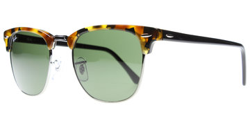 Ray-Ban Clubmaster 3016 1157 5121 Spotted Black Havana
