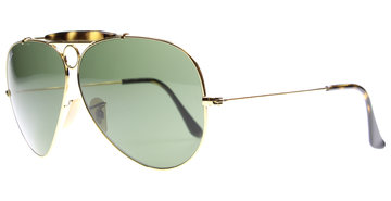 Ray-Ban Shooter 3138 181 6209 Gold