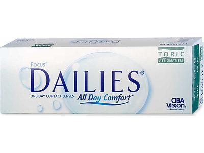Focus Dailies Toric (1x30)