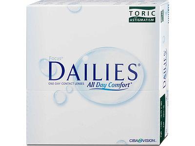 Focus Dailies Toric (1x90)
