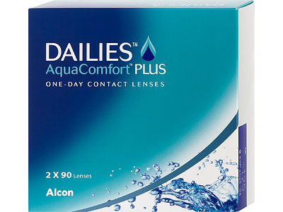Dailies AquaComfort Plus (1x180)