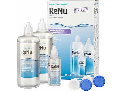 ReNu MPS Sensitive Eyes Big Pack