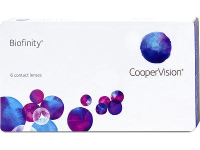 Cooper Vision Biofinity (1x6) BIOSH6