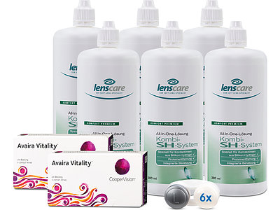Avaira Vitality Kombi-SH-System 3er Set