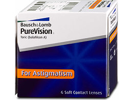 bausch lomb purevision for astigmatism 1x6 lensbest. Black Bedroom Furniture Sets. Home Design Ideas