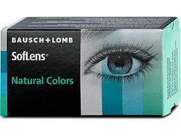 bausch lomb soflens natural colors 1x2 von netzoptiker. Black Bedroom Furniture Sets. Home Design Ideas