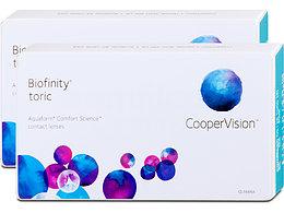cooper vision biofinity toric 2x6 von lensbest. Black Bedroom Furniture Sets. Home Design Ideas